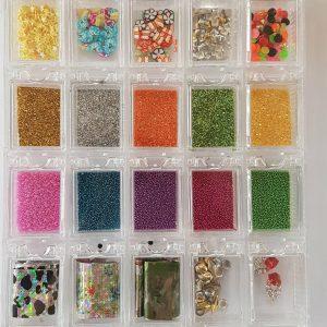 Кутия с декорации – 20 различни вида